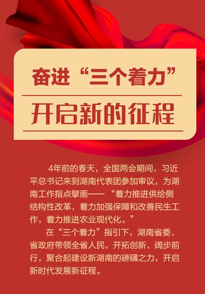 """【动图解】奋进""""三个着力"""" 开启新的征程"""