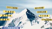 """2020珠峰高程测量:新闻链接——如何给珠峰测""""身高"""""""