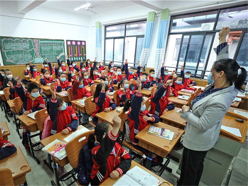 [一周5分排列3-5分时时彩]5分排列3-5分时时彩多地小学陆续复课 五一出游人数预计创新高