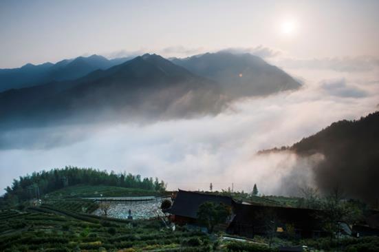 【网约湘游·五一去哪儿】来娄底,尽享山的宁静,水的静谧