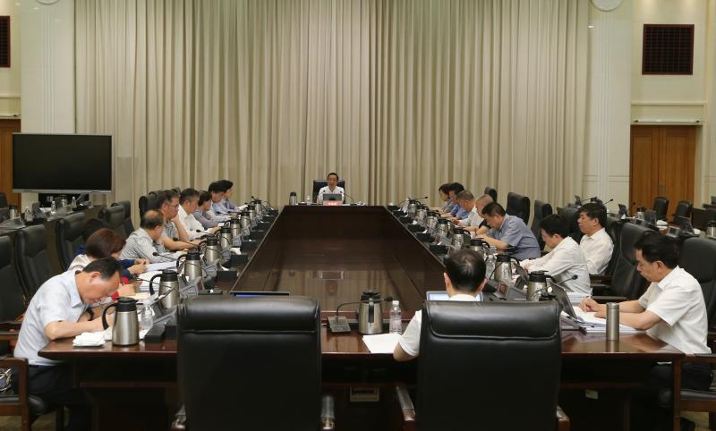 湖南召开新冠肺炎疫情防控工作阶段性总结会 许达哲出席并讲话