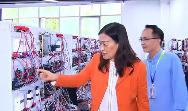 """陈晓红:手握新技术 科学""""算""""未来"""