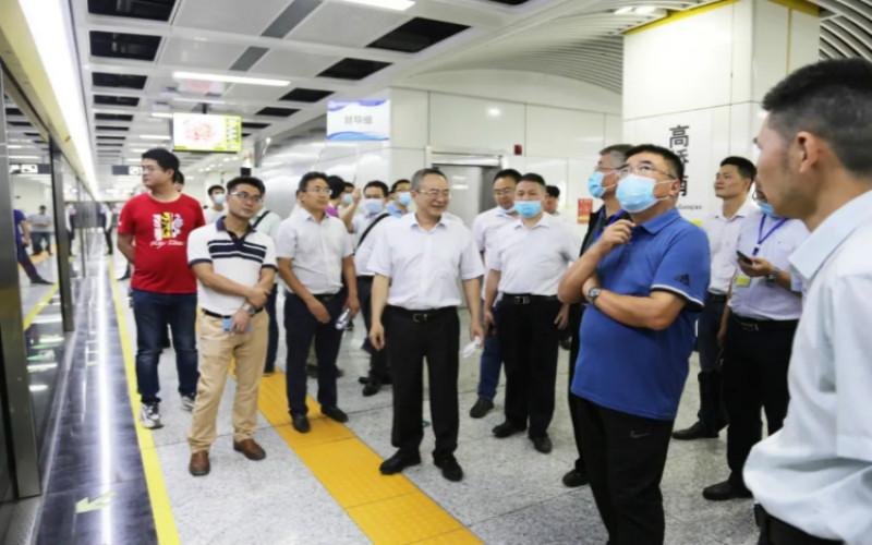 长沙地铁5号线顺利通过初期运营前安全评估