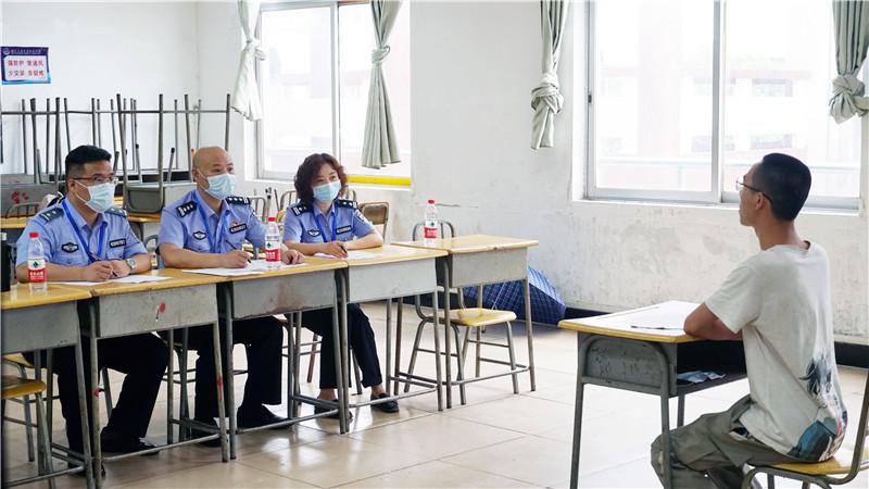 湘警职院单招开考,报考人数再创新高