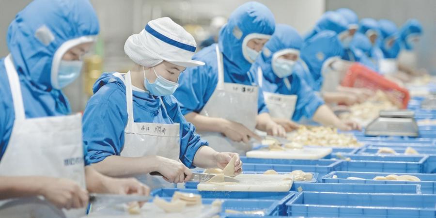 竹产业领跑县域经济