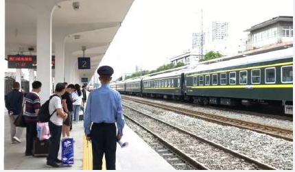 6月20日起全国普速铁路实施电子客票,涉及长沙站等1300多个车站