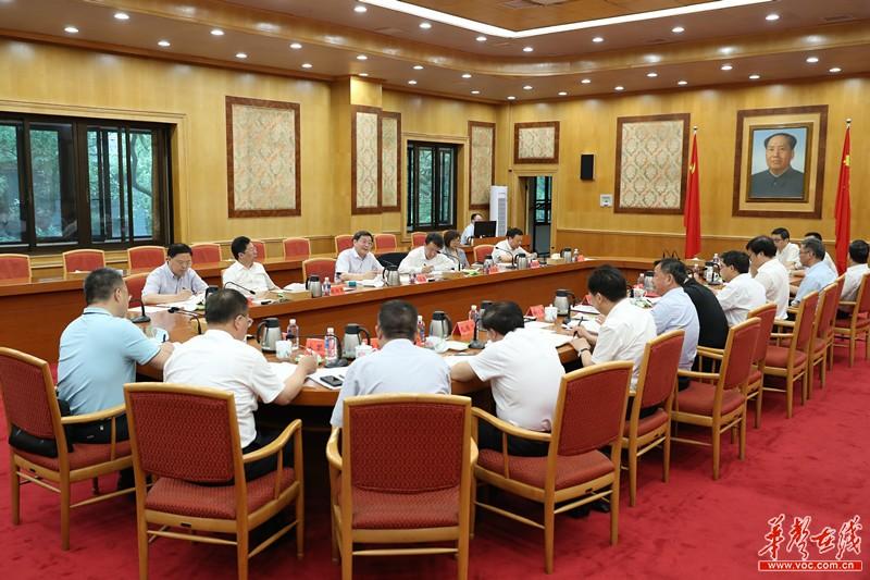 杜家毫:发挥优势  加快推进湖南省信创产业发展