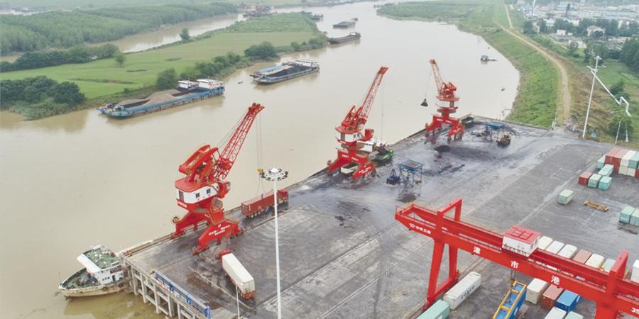 港口优化升级 服务企业发展