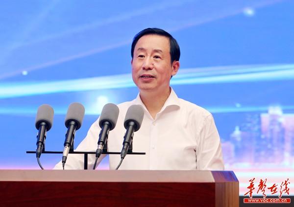 湖南省金融支持稳企业保就业政银企对接活动举行 许达哲出席