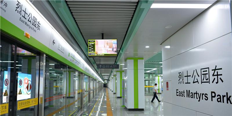 长沙地铁3号线、5号线整装待发