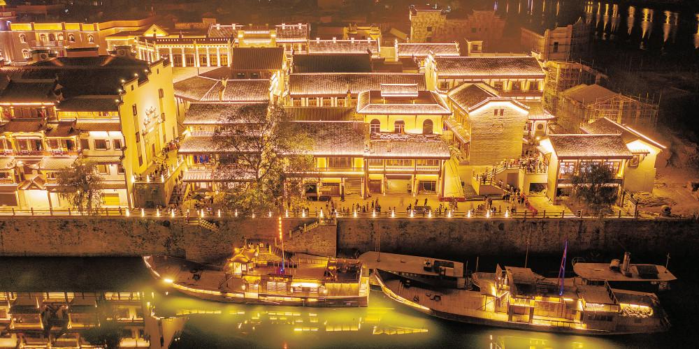 【锦绣潇湘·十大文旅地标】洪江古商城:千年商埠 阅尽繁华