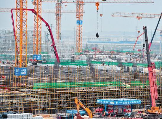 """长沙:""""新基建""""奏响项目建设最强音"""