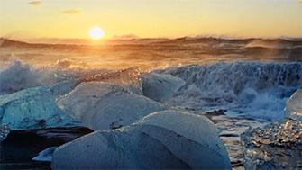 带你4k云游:关于冰岛的冰与火之歌