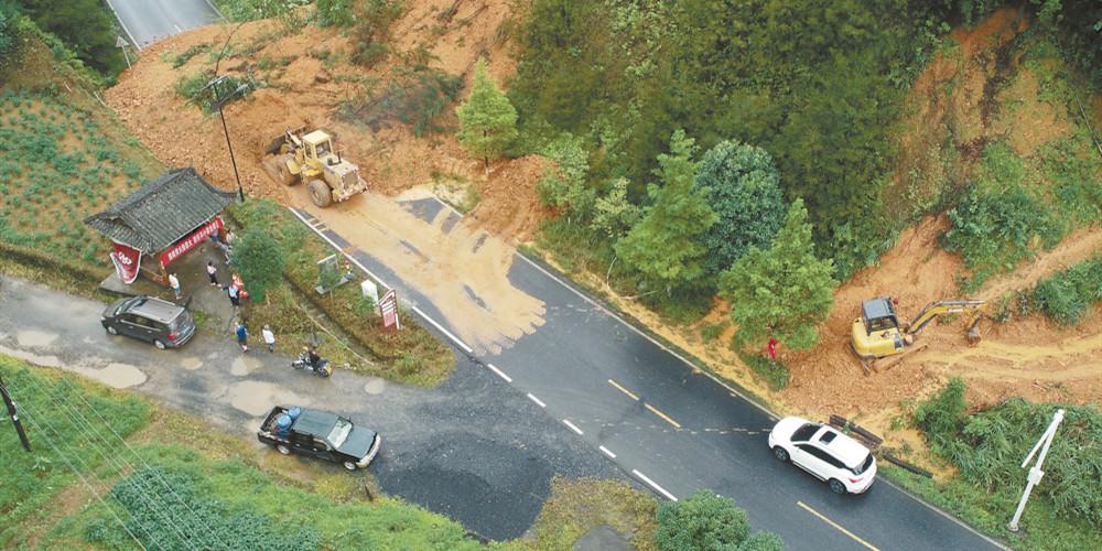 国道除险保畅通