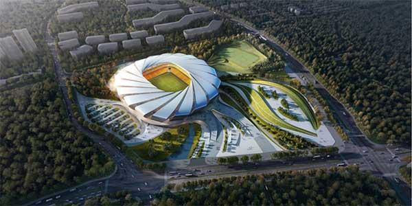 国家体育总局印发复工复产工作方案 2023年亚洲杯足球场陆续开建