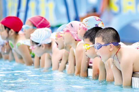 欢乐暑期动起来 长沙市体育局中小学生游泳、培训免费开始啦!