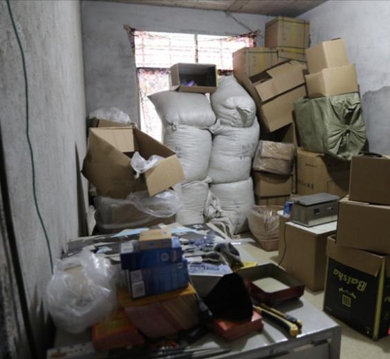 保险套也不一定保险,郴州警方成功捣毁一个制假窝点