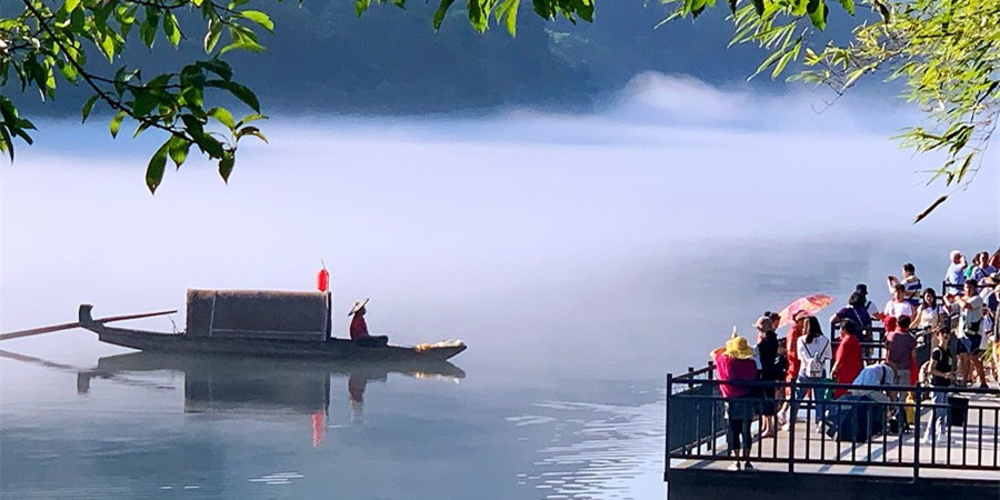 湖南旅游市场暑期逐渐回暖