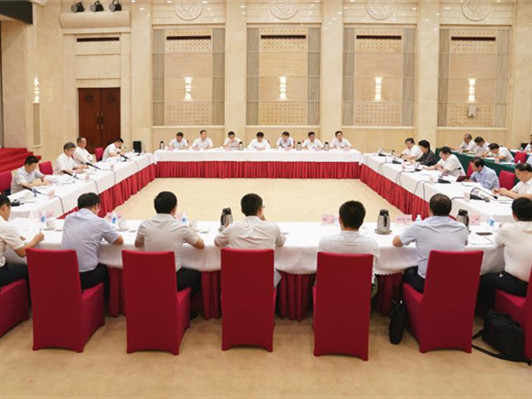 国务院扶贫开发领导小组督查组向湖南省反馈脱贫攻坚督查情况