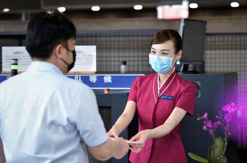 湖南机场国内航班恢复逾九成,7月客流将超230万人次