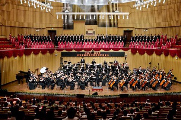 长沙交响乐团改革发展汇报演出精彩上演