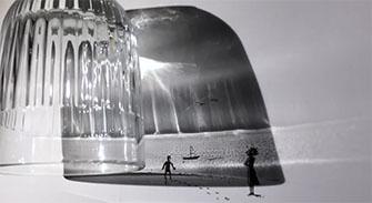 一场关于光影艺术的奇妙实验