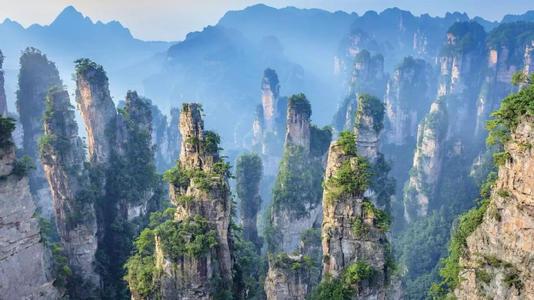 湖南近八成旅行社复工,张家界是国内最受欢迎目的地之一