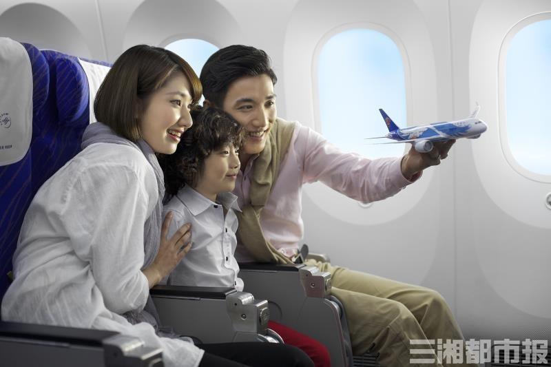暑运不怕挤,坐波音787飞北京、上海和成都
