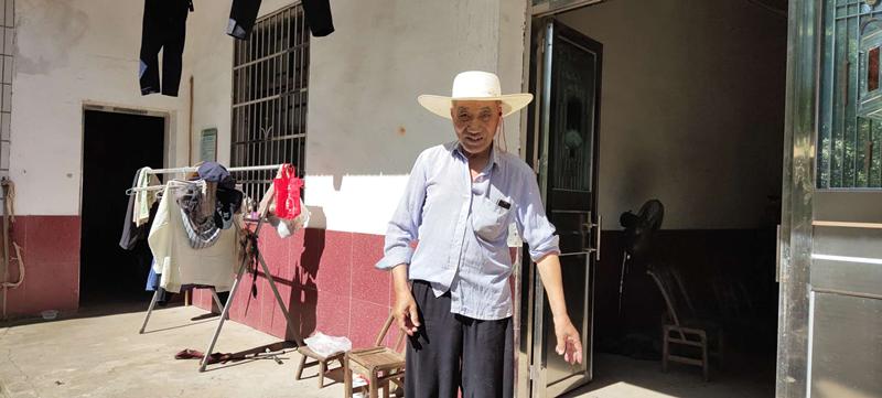 因为一句承诺,长沙八旬老人照顾智障村邻22年