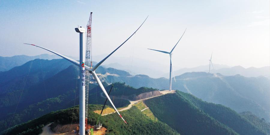 风电项目全力推进