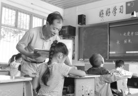 """【湖南教书育人楷模】卓德刚:""""他来了,孩子才正式过上儿童节"""""""