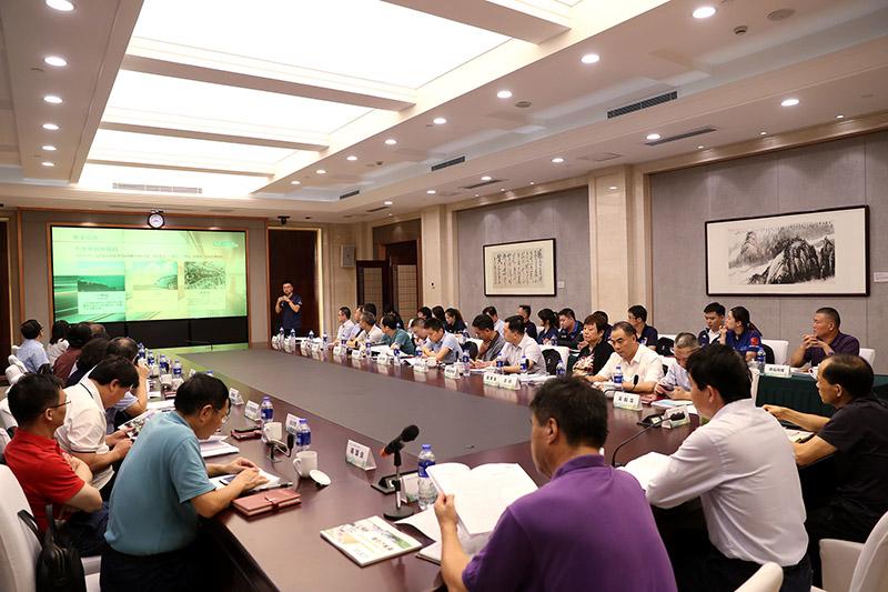2020中国新能源汽车拉力锦标赛·环洞庭湖站组委会(筹备)工作会议召开