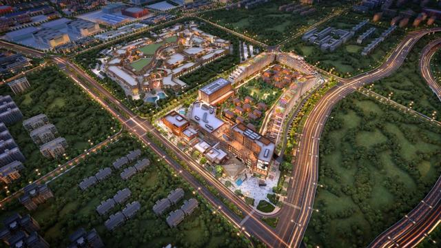 长沙百联购物公园将于年底迎客