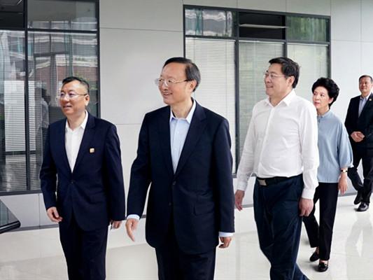 杨洁篪在湖南调研:充分发挥地方优势特色 更好服务国家对外工作大局