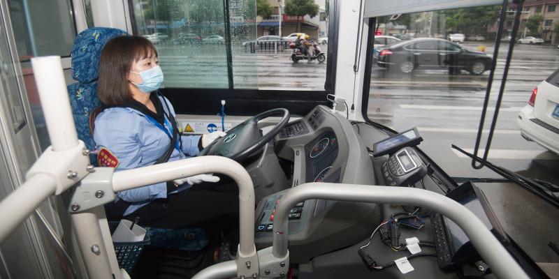 长沙2000余辆公交车实现智能网联化改造