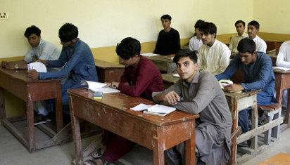 阿富汗出了高考女状元 美国跳出来邀功