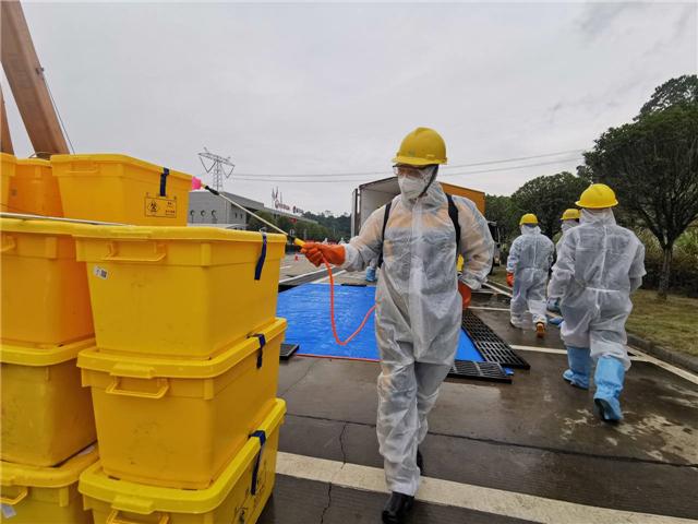 2020年湖南省突发环境事件应急演练在长沙举行