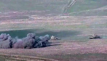 冲突升级!亚美尼亚宣布全国动员,阿塞拜疆进入战时状态