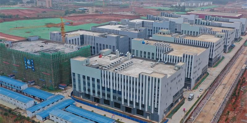 建标准厂房 助产业发展