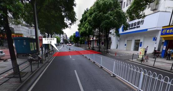 """市民:""""解放东路这条斑马线能不能东移100米?"""" 长沙交警邀请专家现场论证"""