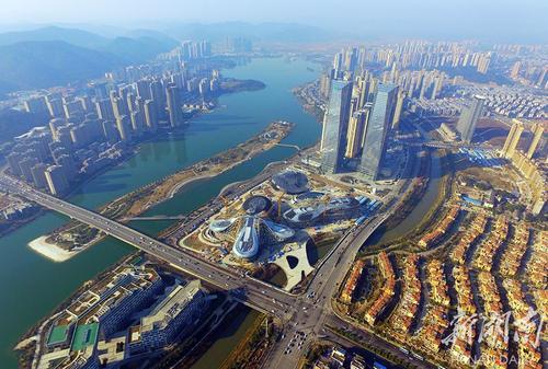 湘江新区改革创新12项重点任务发布