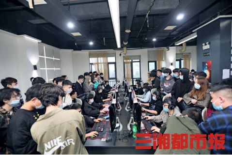"""""""悦动星沙""""电子竞技联赛总决赛落幕"""