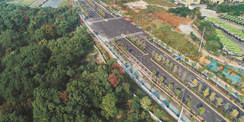 省会东城区再添新通道
