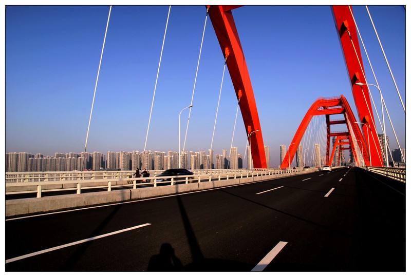 长沙福元路大桥东段将建隔音屏