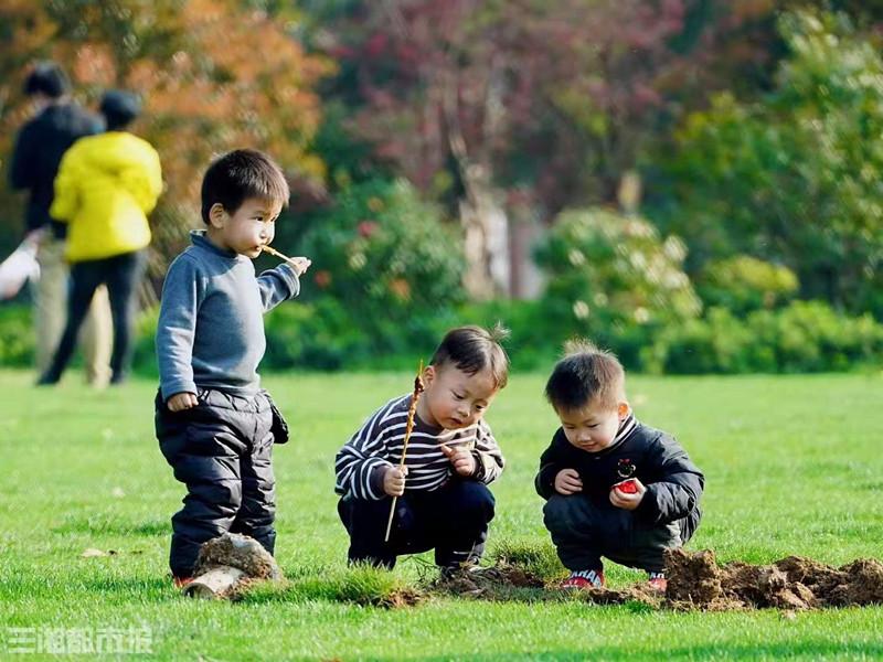 """全城点亮""""儿童友好之光"""",本周长沙举办庆祝世界儿童日主题活动"""