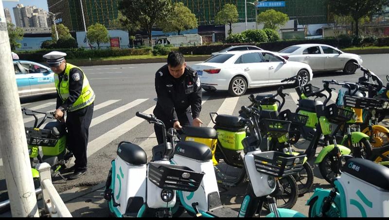 长沙46万台共享电单车仅6万台有牌照,确定配额后开放上牌