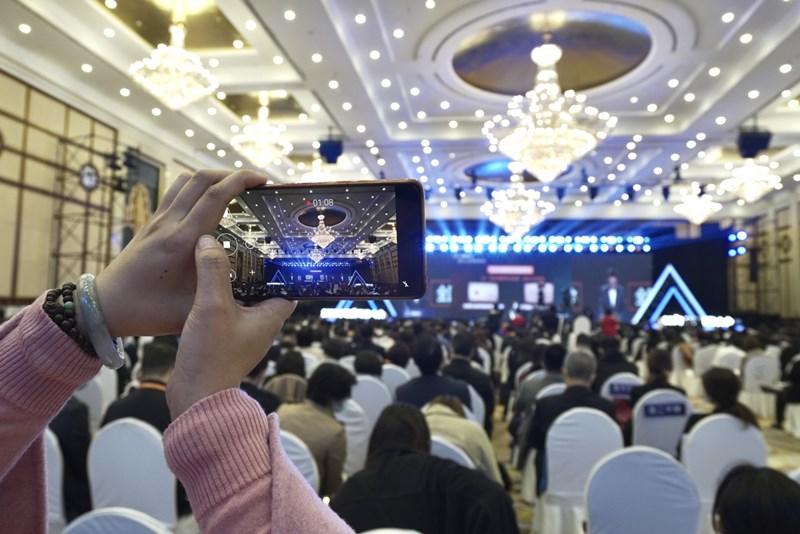 """2020中国新媒体大会 """"2020马栏山指数""""发布,未来5年视频文创产业年收入将增速"""