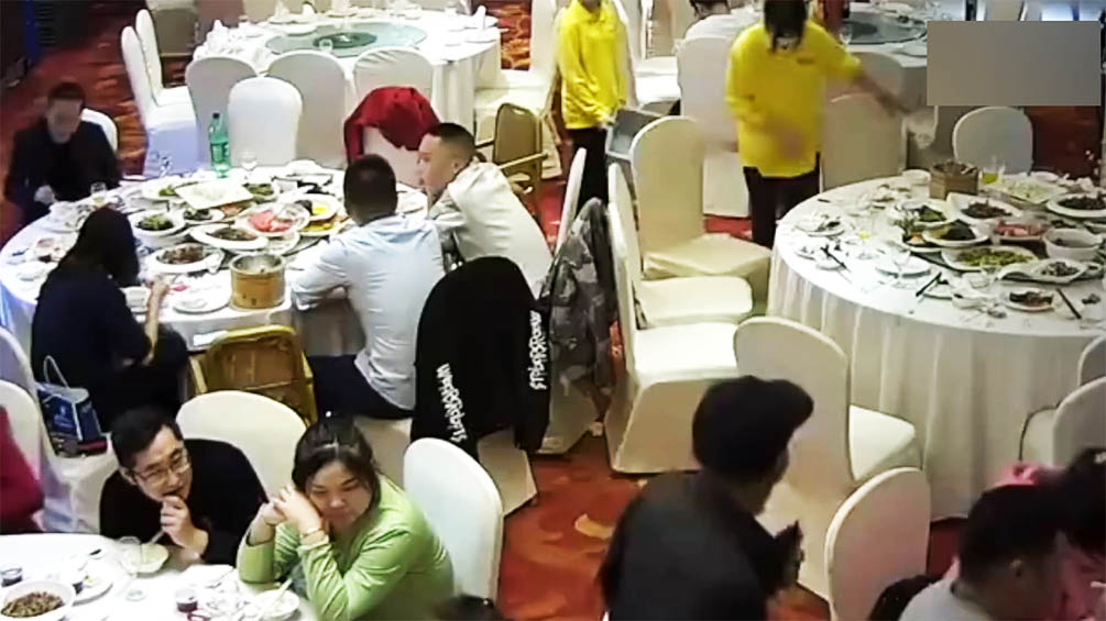 男子佯装新人亲属婚宴蹭吃蹭喝还偷钱 已被刑事拘留