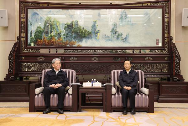 中国船舶集团与华菱集团签署战略合作协议