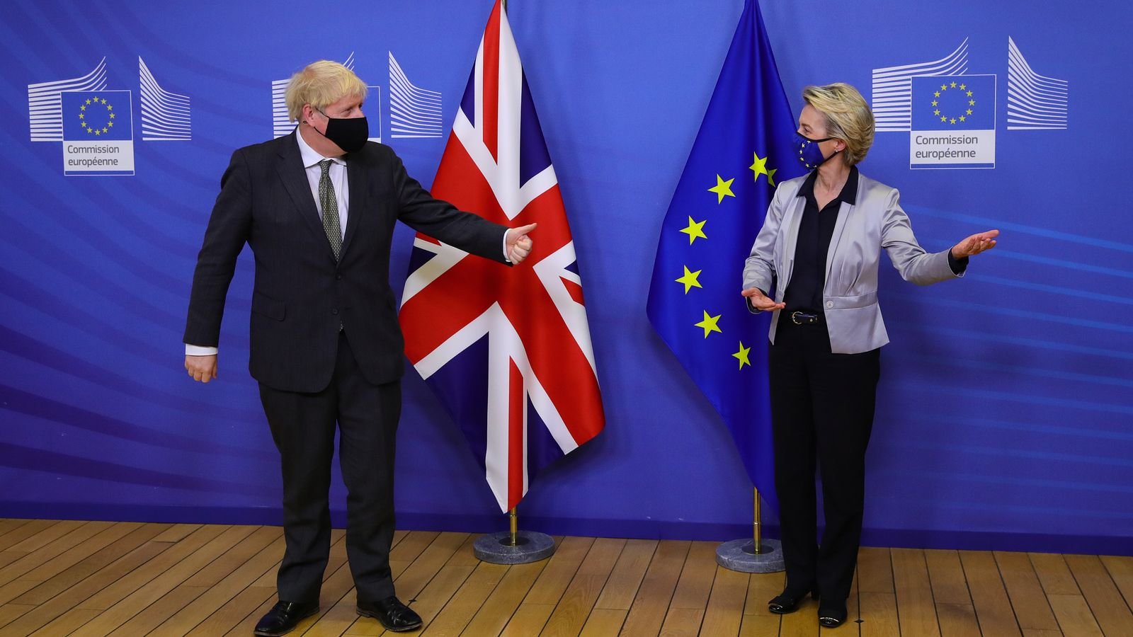 英国首相约翰逊:英欧谈判仍存重大分歧 13日前作出最后决定